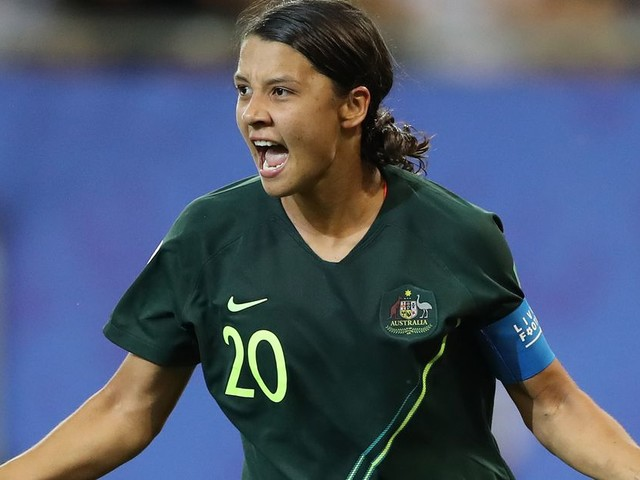 Sam Kerr won't get the recognition she deserves unless she wins the Golden Boot