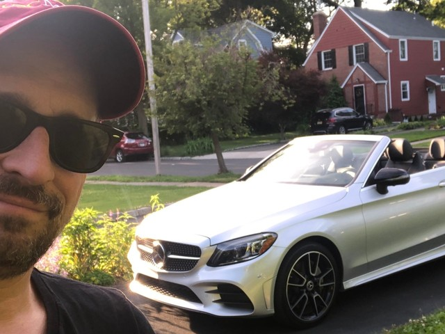 I drove a $71,000 Mercedes-Benz C 300 convertible to see if the elegant drop-top could live up to its looks — here's the verdict