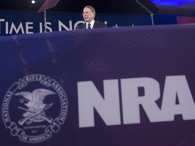 NRA to move to Texas, fleeing litigation brought against it by New York state