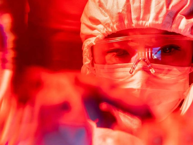 US-Funded Lab Helped Chinese Army's Bioterrorism Program