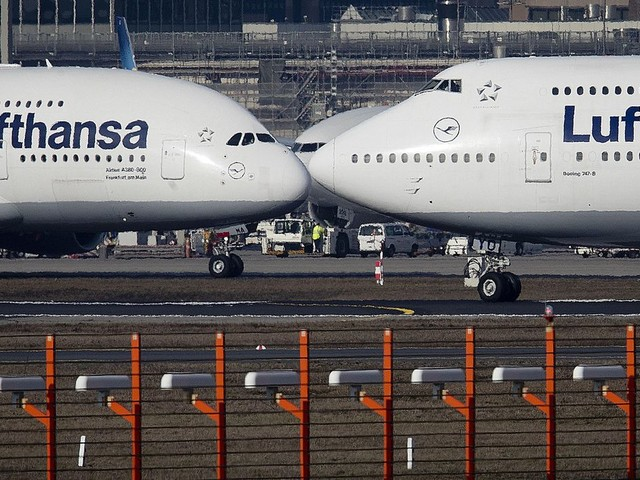 EU, U.S. reach deal to end Airbus-Boeing trade dispute