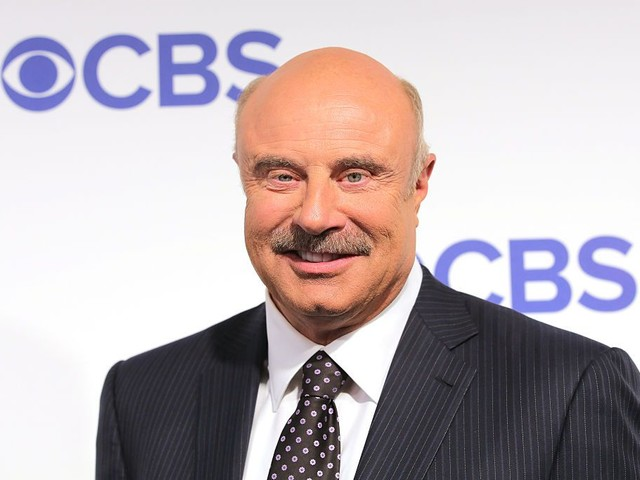 Dr. Phil McGraw Is TV's Highest Paid Star