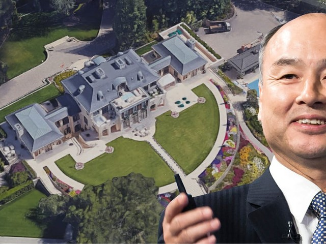 Meet Masayoshi Son, the Japanese billionaire with a $14 billion personal fortune whose SoftBank mega-fund is taking over WeWork