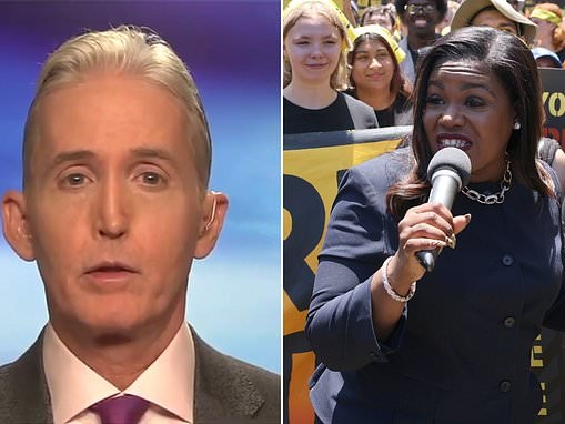 Trey Gowdy slams Cori Bush for spending $70K on private security while calling to defund the police