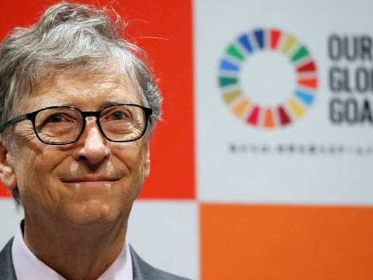 Bill Gates Congratulates India For Ayushman Bharat Scheme