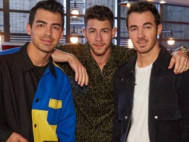 The Jonas Brothers Are Nick Jonas' The Voice Season 18 Advisors