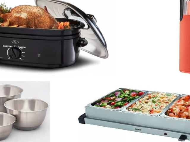 Target Has a Major Sale on Appliances That'll Make Thanksgiving a Breeze