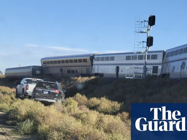 At least three killed in Amtrak train derailment in Montana