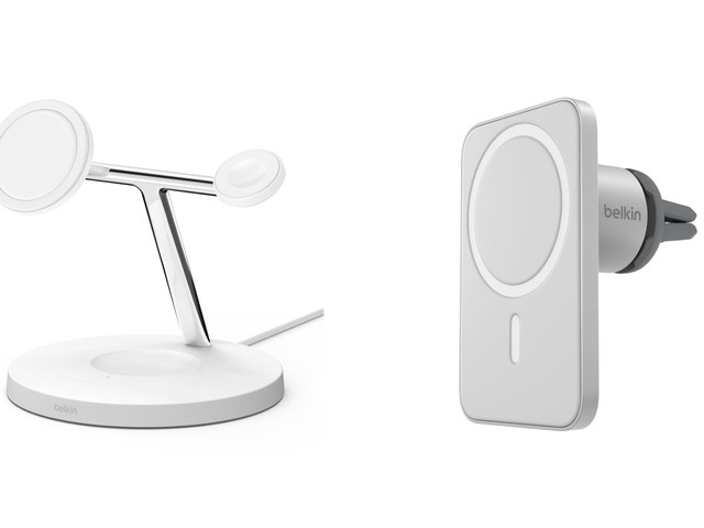 Belkin and PopSockets tease upcoming MagSafe accessories for iPhone 12