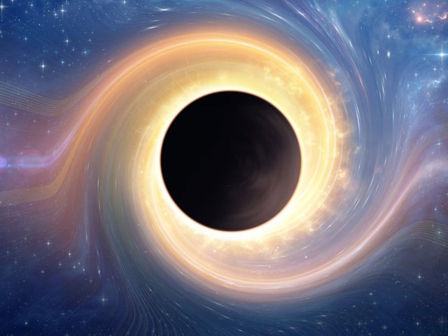 Black holes shouldn't echo, but this one might. Score 1 for Stephen Hawking?