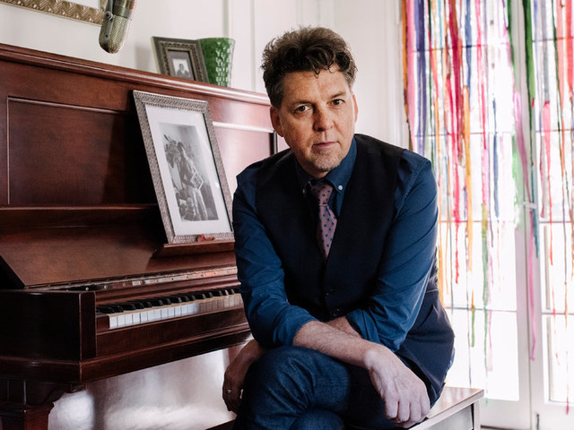 Joe Henry and the Art of Disappearing Into a Song