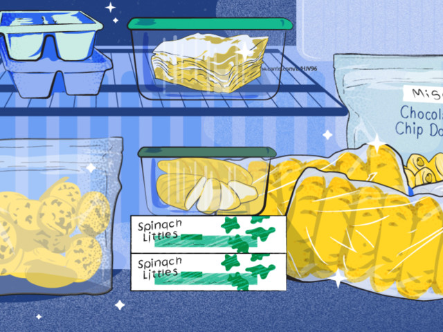 I'm a Stress-Baker — This Is What's in My Freezer
