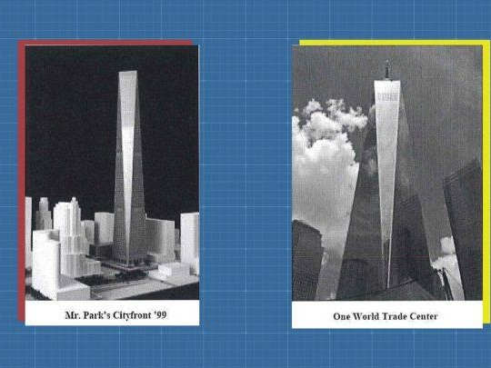 Lawsuit over WTC design is whittled down