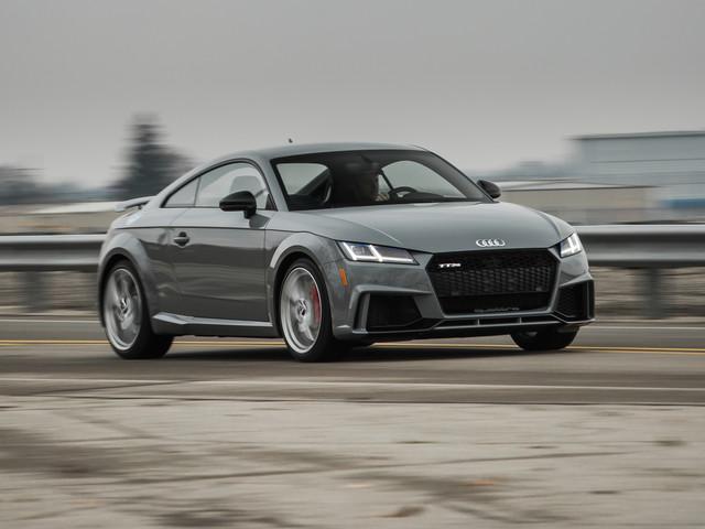 2018 Audi TT RS – Instrumented Test