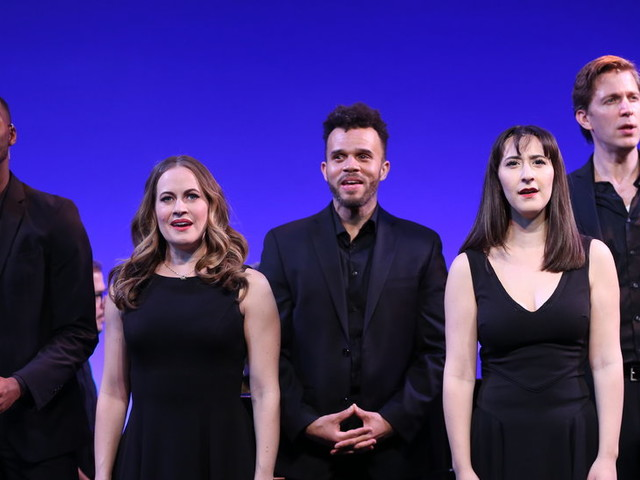 Review: Five Pieces From 'Nine,' and Plenty More From Its Composer