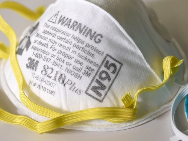 The US government reportedly has a stockpile of 1.5 million expired N95 masks in storage as hospitals around the country face critical shortage