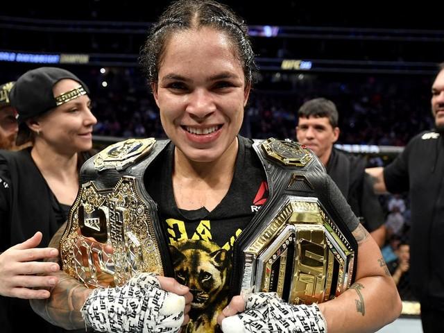 UFC 245 video recap: Nunes out-grapples de Randamie