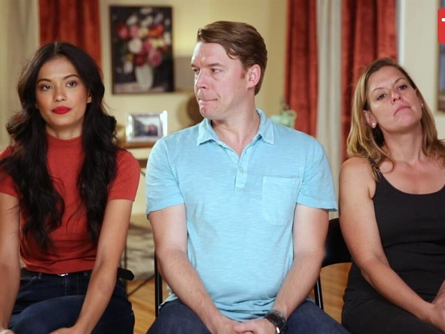 """90 Day Fiance"": Michael Introduces Juliana to His Ex-Wife"