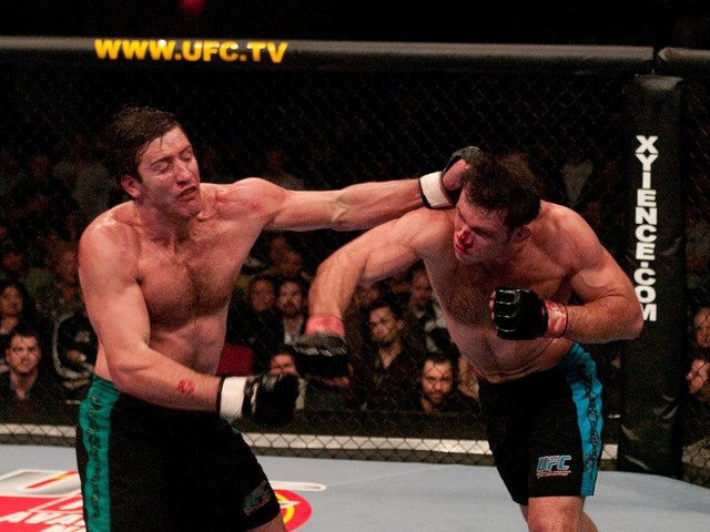 This Day in MMA History: Watch Griffin vs. Bonnar, Diaz TKO Daley