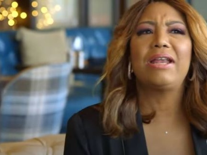 """""""I Still Don't Like Y'all"""" The Braxton Sisters Try To Put Their Issues To The Side For Trina's Wedding"""
