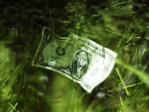 The Fallacy Of Climate Financial Risk