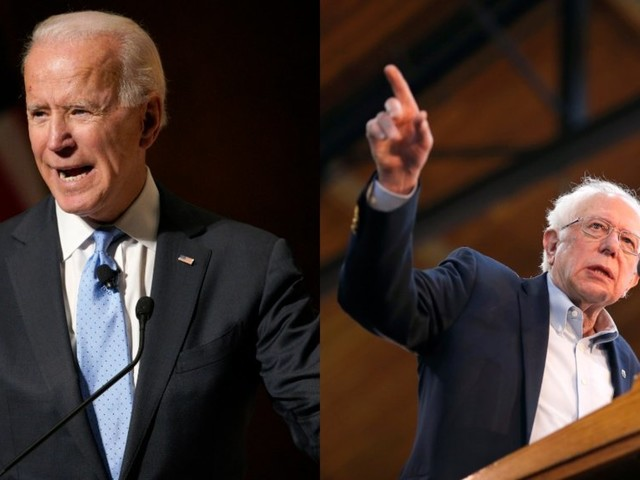Joe Biden and Bernie Sanders top the list of favored Democrats for 2020 by a long shot, Iowa poll shows