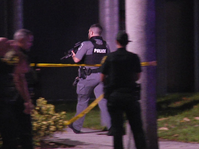 Authorities ID Suspects In Chase, Hallandale Beach Police-Involved Shooting