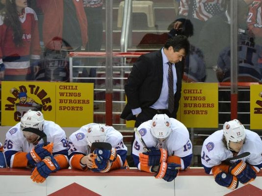 Florida Panthers hire Jack Capuano as associate coach