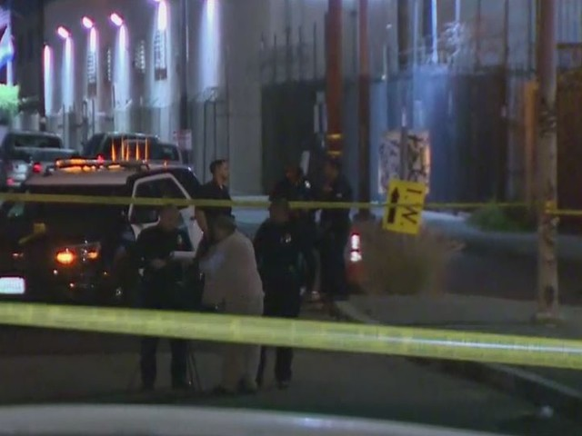 Man Shot To Death At Boyle Heights Homeless Encampment