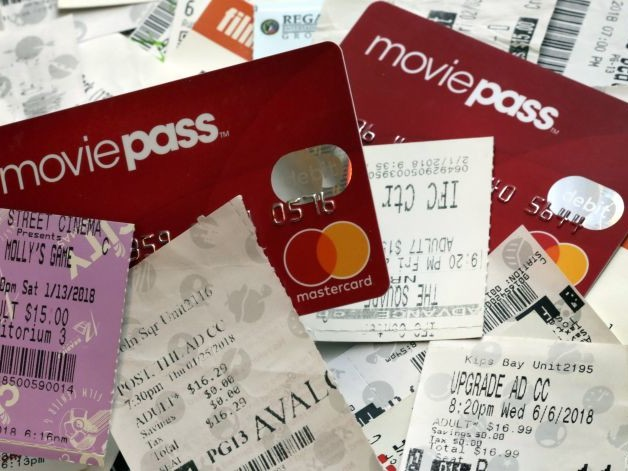 MoviePass Parent Hopes to Spin Off Cinema-Subscription Business