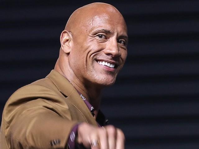 'The Rock' confirms he'll present BMF belt, teases announcement
