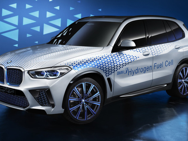 BMW Says Hydrogen-Powered Vehicles Could Be As Cheap As ICE Models By 2025