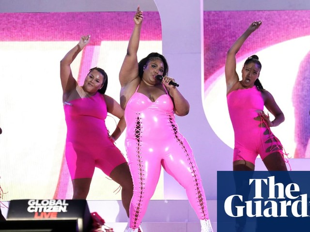 Global Citizen Live: Lizzo lets us know pop and protest still go together