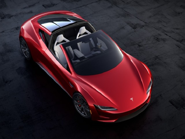 The New Tesla Roadster Will Be The Fastest Production Car Ever Made, But It Might Not Arrive On Time