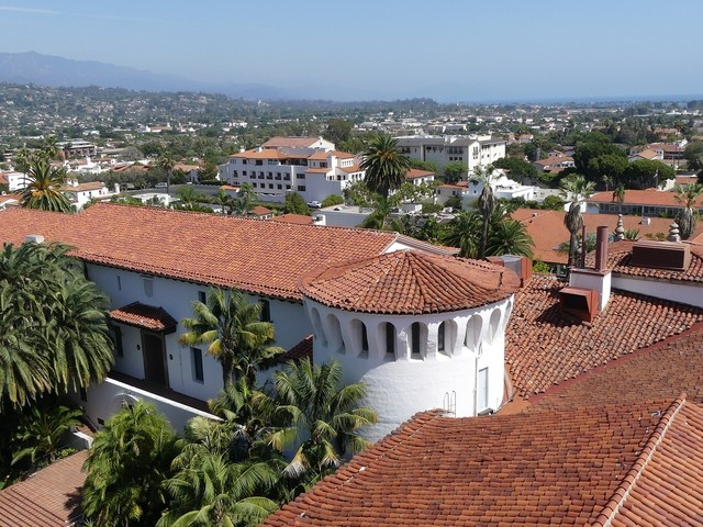 Santa Barbara County is experiencing some of the fastest rising temperatures in the U.S.