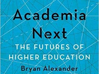 Bryan Alexander answers questions about his book 'Academia Next'