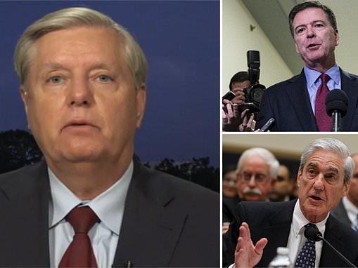 James Comey will testify to Senate GOP probe on Trump Russia investigation