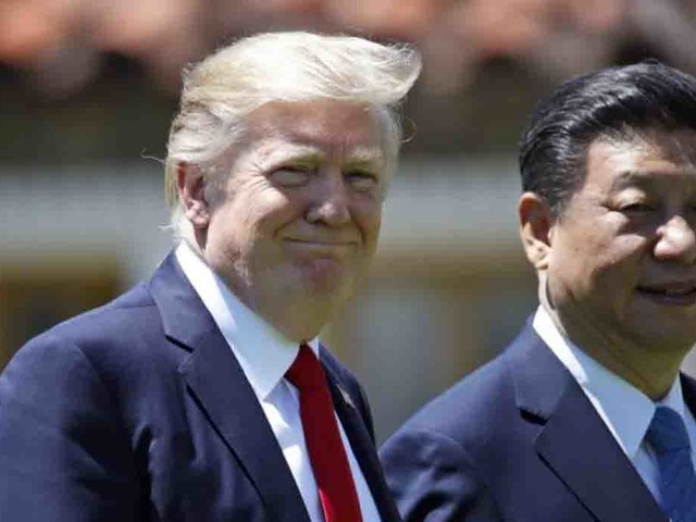 Trump Warns Xi: Trade War With China Begins Monday