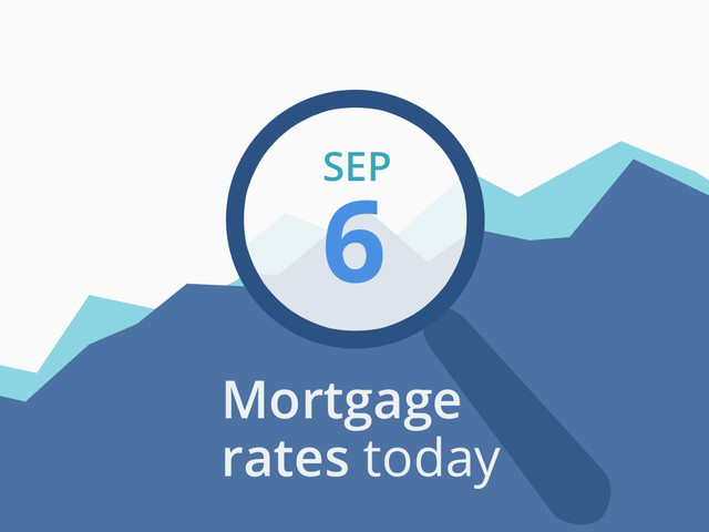 Mortgage rates today, September 6, 2018, plus lock recommendations