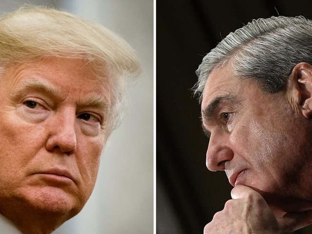 In a new Fox News poll, 45% said Mueller is more trusted to tell the truth on the Russia investigation. Only 27% trust Trump.