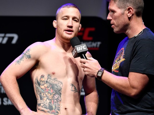 Justin Gaethje on Conor McGregor: 'I think he'll fight me now'