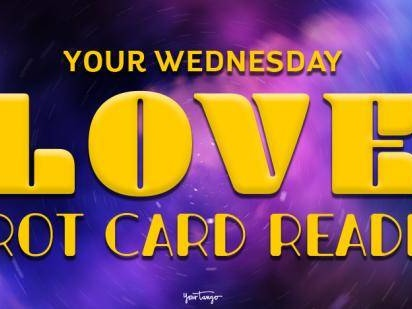 Today's Love Horoscope + Tarot Card Reading For All Zodiac Signs On Wednesday, December 25, 2019