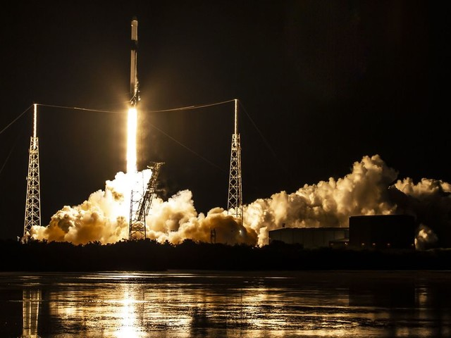 SpaceX is making its own hand sanitizer and building face shields to donate to fight coronavirus