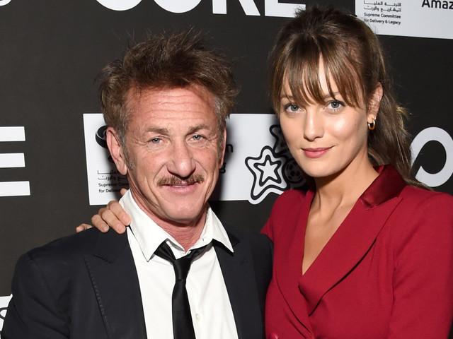 Sean Penn, 59, quietly marries girlfriend Leila George, 28