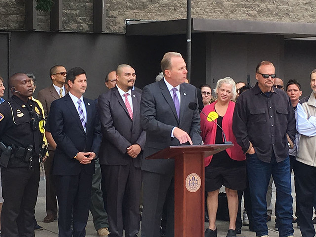Mayor Faulconer Wins City Council Approval for Plan to Help Hundreds of Homeless Men, Women & Children Move Off the Street