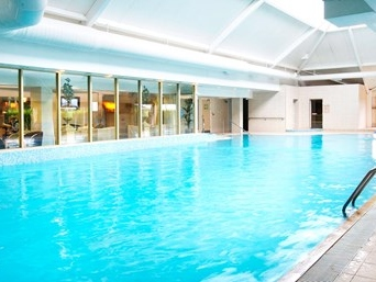 £39 -- Cheshire spa day w/massage & facial, 65% off