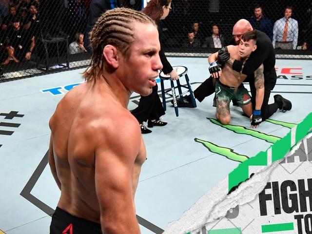 UFC Fight Night: De Randamie vs. Ladd - Fights to Make