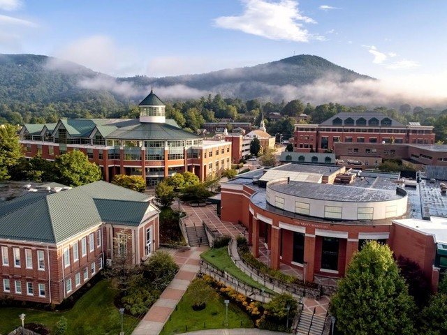 Following student's death, Appalachian State University wrestles with uncertainty, fear and keeping campus open