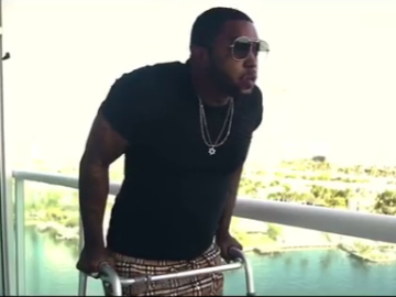 Lil Scrappy Has Another Surgery Following Car Accident, Drops New 'Testimonial' Video