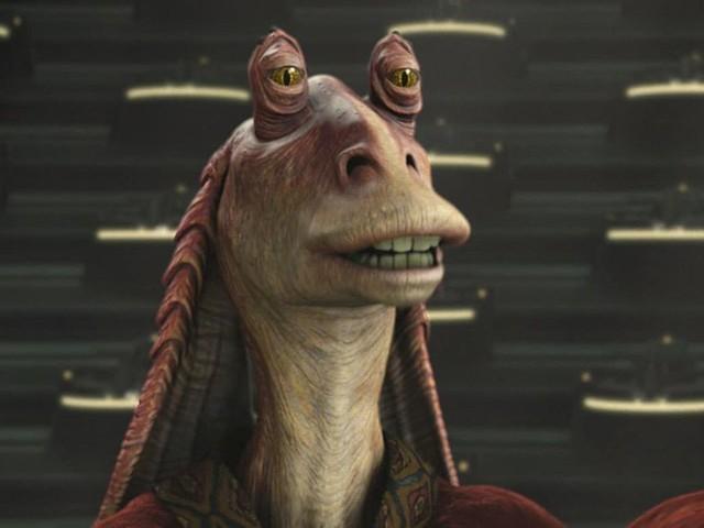 'Binge Mode: Star Wars': A Jar Jar Binks Character Study